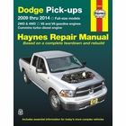 Dodge Pickup Truck Repair Manual 2009-2014