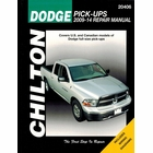 Dodge Ram Pickup Repair Manual 2009-2014