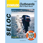 Evinrude 40-300 HP, 2-Stroke, Fuel-Injected Outboards Repair Manual 2002-2012