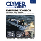 Evinrude Johnson Outboard 2-70 HP 2-Stroke Repair Manual 1995-2007