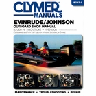Evinrude Johnson Outboard 85-300 HP 2-Stroke Repair Manual 1995-2006