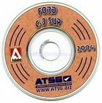 Ford C3 Transmission Rebuild Manual Supplement on CD