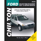 Ford Escape, Mazda Tribute, Mercury Mariner Repair Manual 2001-2012