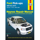 Ford F-150 2WD, 4WD Haynes Repair Manual 2004-2014