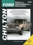 Ford F-150, F-250, Expedition, Lincoln Navigator Repair Manual 1997-2014