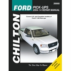 Ford F-150 Pickups Chilton Repair Manual 2004-2014