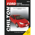 Ford Focus Chilton Repair Manual 2000-2011