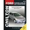 Ford Fusion, Mercury Milan Repair Manual 2006-2014