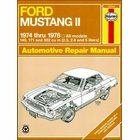 Ford Mustang II Repair Manual 1974-1978