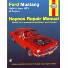 Ford Mustang V8 Repair Manual 1964½-1973