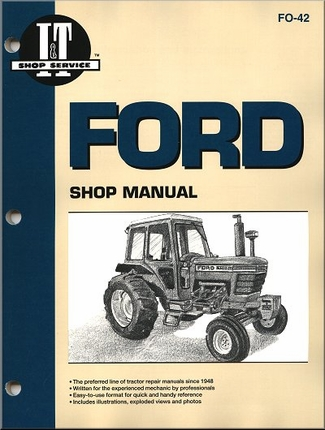 ford tractor repair manual series 5000 5600 5610 6600 6610 6700 6710 7000 7600 7610 7700 7710 27 wiring diagram ford tractor 7710 the wiring diagram readingrat net Diesel Ignition Switch Wiring Diagram at n-0.co