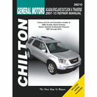 GM Acadia, Enclave, Outlook, Traverse Repair Manual: 2007-2013