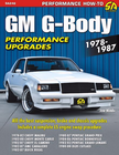GM G-Body Performance Upgrades 1979-1987