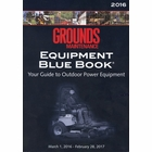 Grounds Mainteance Equipment Blue Book 2016