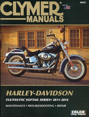 Harley-Davidson FLS/FXS/FXC Repair Manual: 2011-2016