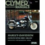 Harley-Davidson FLS, FXS, FXC Softail Series Repair Manual 2006-2010