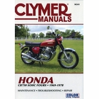 Honda CB750-4 SOHC Repair Manual 1969-1978
