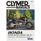 Honda CRF230F/L/M Repair Manual: 2003-2013