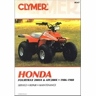 Honda Fourtrax 200SX, ATC200X ATV Repair Manual 1986-1988
