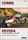 Honda GL1500C Valkyrie Repair Manual 1997-2003