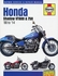 Honda Shadow VT600, VT750, VLX, A.C.E., Aero, Spirit Repair Manual 1988-2014