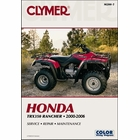 Honda TRX350 Rancher Repair Manual 2000-2006