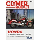 Honda VT750 Shadow Shaft Drive Repair Manual 2004-2013