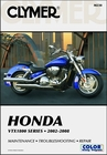 Honda VTX1800 Series Repair Manual 2002-2008