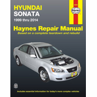 Hyundai Sonata Repair Manual 1999-2014