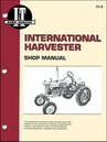 International Harvester Tractor Repair Manual A, B, C, MTA, H, M, MD, Cub, more...