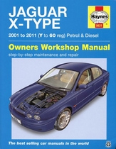 Jaguar X-Type Repair Manual: 2001-2011