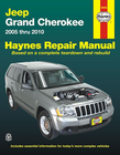 Jeep Grand Cherokee Repair Manual 2005-2010