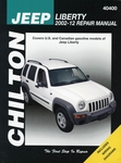 Jeep Liberty Repair Manual 2002-2012