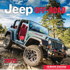 Jeep Off-Road 2015 Calendar