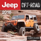 Jeep Off-Road 2016 Calendar