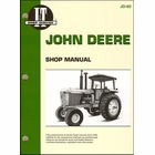 John Deere Tractor Repair Manual 4055, 4255, 4455, 4555, 4755, 4955