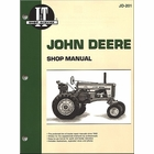 John Deere Tractor Repair Manual 720, 730 Diesel, 40, 320, 330, 420, 430, 440, more...