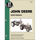 John Deere Tractor Repair Manual Model 70 Diesel, General Purpose, H-Crop, Standard