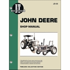 John Deere Tractor Repair Manual Models 1250, 1450, 1650