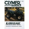 Kawasaki Bayou KLF220, KLF250 ATV Repair Manual 1988-2011