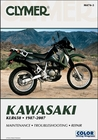 Kawasaki KLR650 Repair Manual 1987-2007
