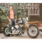 Man & Machine 2015 Calendar