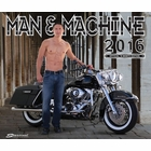 Man & Machine 2016 Calendar