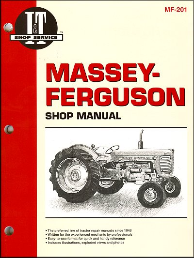 massey ferguson repair manual mf65 85 88 1100 1130