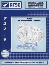 Mercedes jaguar daimler chrysler transmission repair manual 1996 2016