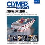 Mercruiser Stern Drive Repair Manual 1998-2013