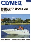 Mercury Sport Jet Repair Manual 1993-1995