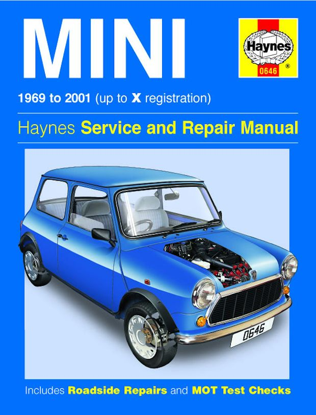 MINI Service & Repair Manual: 1969-2001