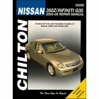 Nissan 350Z, Infiniti G35 Repair Manual 2003-2008