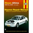 Nissan Altima Repair Manual 1993-2006
